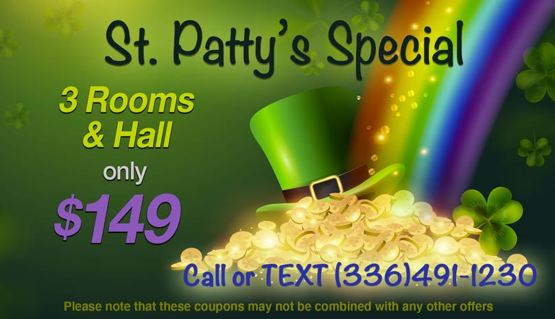 St Patty's Special