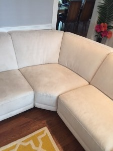 White Couch before - 122016